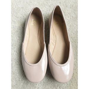 💁🏽♀️Baker's Shoes   Nude/Blush Pink Flat